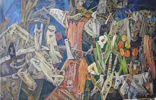 """""""Kırgızistan Sanatçıları Resim Sergisi"""" açılıyor"""