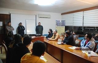 KTEMB elektriksel alan projesi eğitimlerine Lefkoşa,...