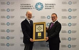 KTTO heyeti, İstanbul Ticaret Odası'nı (İTO)...