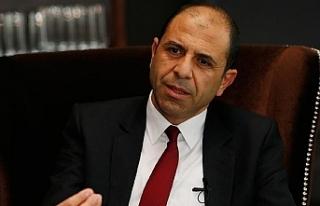 """Kudret Özersay: """"Kamu reformu sonuçlanıp, Meclis'e..."""