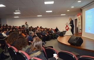 Liseli Gençlere Girişimcilik ve Kariyer Kampı düzenledi