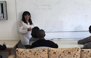 LTB'nin Merkezi Cezaevi'nde İngilizce Kursları...