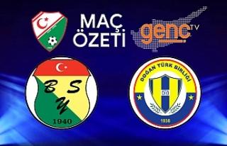 MAÇ ÖZETİ...Binatlı - Doğan Türk Birliği