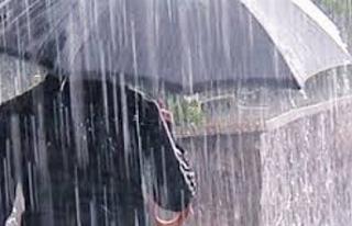 Meteoroloji Dairesi'nden kuvvetli yağış uyarısı