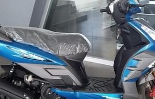 Motosiklette ön plaka zorunlu olmayacak