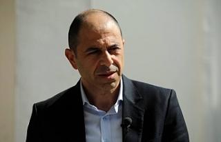"""Özersay: """"Eroğlu ile görüştüğüm iddiaları..."""