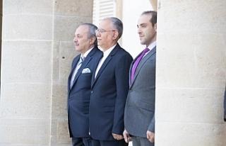 Rum Başkanlık Komiseri Fotis Fotiou'dan İran'a...