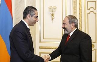 Rum Yönetimi , Ermenistan ile işbirliği programına...