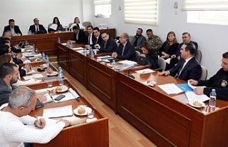 Sel Felaketi Araştırma Komitesi toplandı