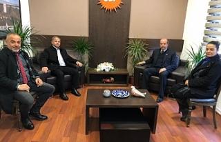 Tatar, DAÜ PER-SEN'i kabul etti
