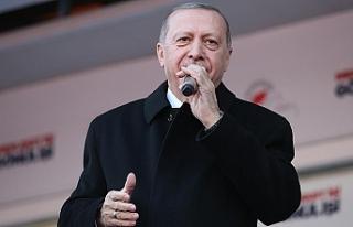 """TC Cumhurbaşkanı Erdoğan: """"Bedelli askerlik..."""