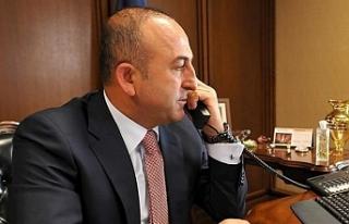 TC Dışişleri Bakanı Mevlüt Çavuşoğlu, Maliye...