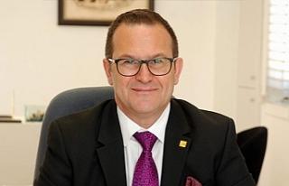 Ticaret Odası Başkanı Deniz, Çalışma Bakanı...