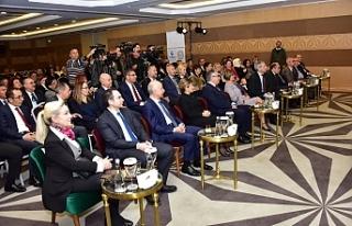 """""""Türkiye ve KKTC Yatırım ve İş Birliği Konferansı""""..."""