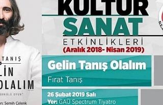 Türkü Müzikali 'Gelin Tanış Olalım' Girne'de