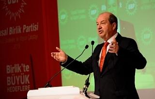 """""""UBP Siyasal Stratejiler ve Vizyon Çalıştayı""""..."""