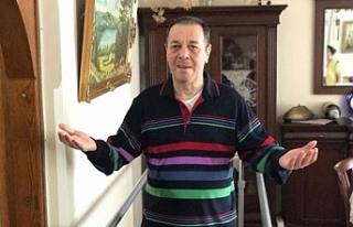 Ünlü oyuncu Yalçın Menteş hayatını kaybetti