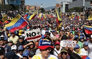 Venezuela'daki siyasi kriz devam ediyor