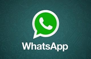 WhatsApp'tan Hindistan'daki siyasi partilere...