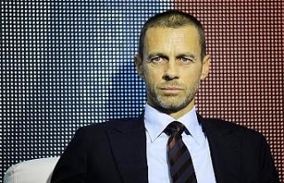 Yeniden UEFA Başkanı seçildi