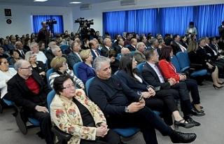 14 Mart Tıp Bayramı dolayısıyla Kıbrıs Türk...