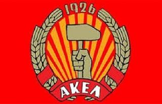 """AKEL: """"Baf'taki Kıbrıs Türk mallarının gerçek..."""