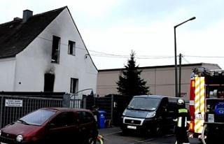 Almanya'nın Nürnberg kentinde yangın: 5 ölü