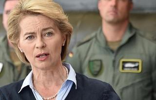 Almanya Savunma Bakanı Güney Kıbrıs'a geliyor