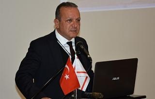 """Ataoğlu: """"Meteoroloji Dairesinin önemi bu yıl..."""