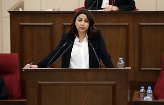 Baybars, Meclis'te ülke nufusunu açıkladı