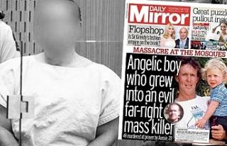 BBC 'terör' diyemedi Daily Mirror teröristi...