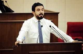 """Zaroğlu: """"Bu proje akıllara birçok soru işaretlerini..."""