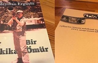 """""""Bir Dakika, Bir Ömür"""" isimli kitabın kokteylli..."""