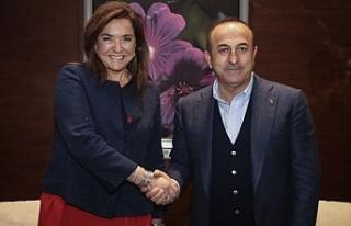 Çavuşoğlu, eski Yunanistan Dışişleri Bakanı...