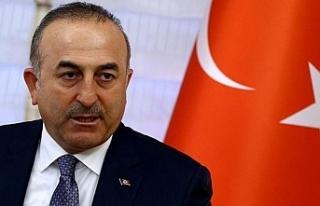Çavuşoğlu'nun açıklamaları Rum basınında