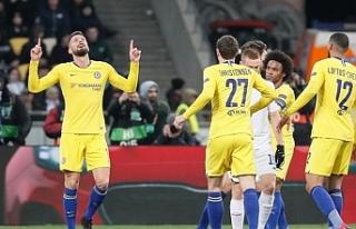 Chelsea, yine farklı kazandı...Maçın özeti