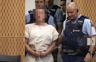 Christchurch saldırısını düzenleyen terörist...