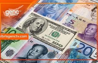 Dolar Sterlin ve Euro bugün ne kadar?