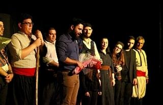 "Ejderha Tepesi"" oyunu, 24 Mart'ta"