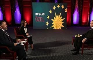 """Erdoğan: """"S-400 konusunda geri dönüşümüz..."""