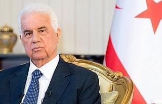 Eroğlu, eski Başbakan Küçük için taziye mesajı...