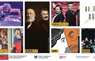 """GAÜ 6. Tiyatro Günleri"""" """"Rumuz Goncagül""""..."""
