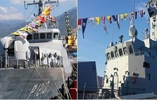 Gemiler halkın ziyaretine açılıyor