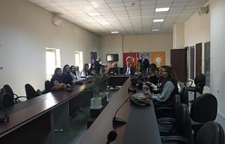 """Hür İş Ankara'da """"Kadın İşçileri Büyük..."""