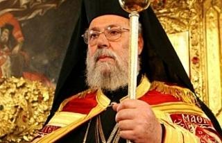 """II. Hrisostomos: """"Tanrı'nın lütfu ile kanser..."""