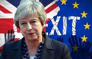 İki kez reddedilen Brexit anlaşması yarın yeniden...