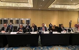 İslam Ticaret ve Sanayi Odası forumunda temsiliyet