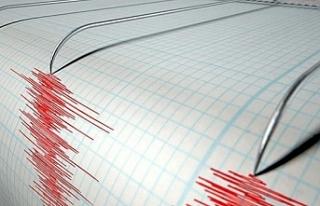 Japonya'da 6 büyüklüğünde deprem meydana...