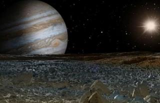 Jüpiter ilk oluştuğunda Güneş'e 4 kat daha...