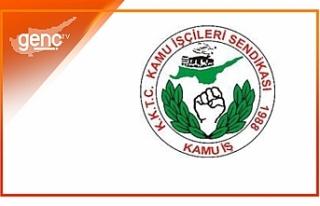 KAMU-İŞ, yarın grev ve eylem stratejilerini açıklayacağını...